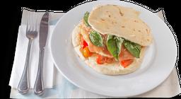 Sándwich de Prosciutto y Huevo