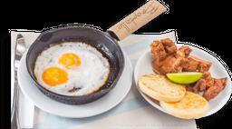 Huevos Juanguis