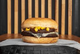 Hamburguesa Combo Vegetariana Maíz BBQ