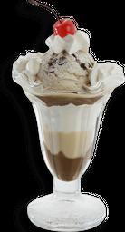 Copa Helado Irish Cream