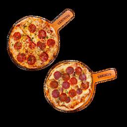 2 x 1 en Pizzas