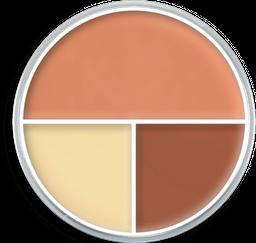 Ultra foundation trio. Color A ref. 9013 a