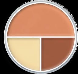 Ultra foundation trio. Color C ref. 9013 c