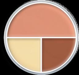 Ultra foundation trio. Color D ref. 9013 d
