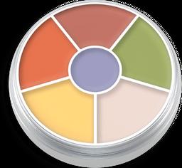 Concealer circle. Color NEUTRALIZER ref. 9086 neutralizer