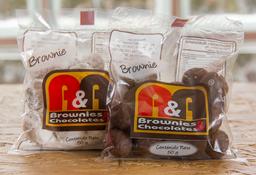 Bolitas de Brownie