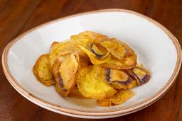 Chips Horneados de Arracacha