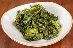 Chips Horneados de Kale Orgánico