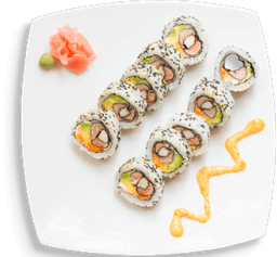 Arma tu Cajita Sushi Grande