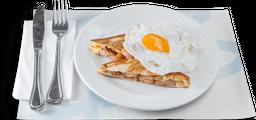 Sándwich de Salchicha y Queso