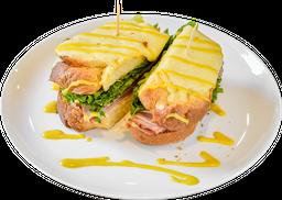 Sándwich medium