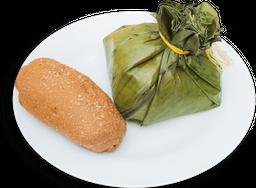 Tamal Vegetariano