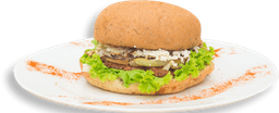 Hamburguesa de Falafel