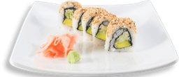 Sushi Vegetariano Roll