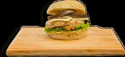 Hamburguesa Vegetariana de la Casa