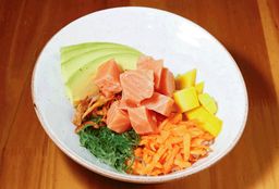 Sushi Bowl Sakura