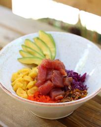 Sushi Bowl Poke