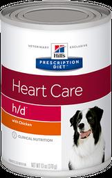Canine H/D Lata 13 Oz