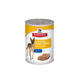 Canine mature lata chicken 13 oz
