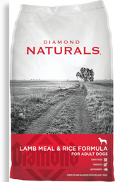 Diamond nat lamb rice 20 lb