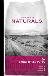 Diamond puppy lamb rice large breed 20 lb