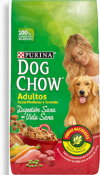 Dog chow adulto nutricion vida sana 2 kg
