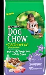 Dog chow cacho raza peq nutricion vida sana 1 kg