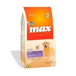 Max light frango y arroz 15 kg