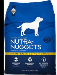 Nutra nuggets adult bolsa azul 15 kg