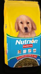 Alimento Para Mascotas Nutrion Cachorros X 2 Kg