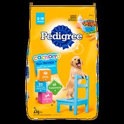 Alimento Perros Seco-Pedigree- Cachorro- 2Kg