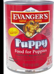 Evangers puppy lata rosada 369 gr