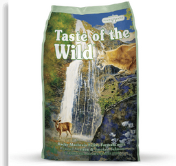 Taste of the wild rocky mountain cat 5 lb