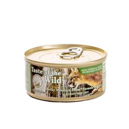Taste of the wild rocky mountain lata 5.5 oz