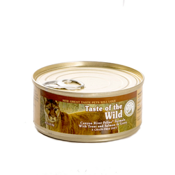 Taste of the wild canyon river cat lata 5,5 oz