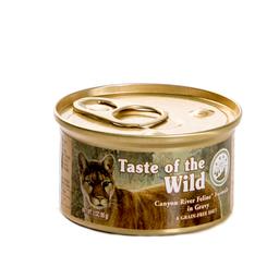 Taste of the wild canyon river cat lata 3 oz