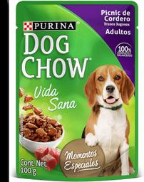 Dog chow wet picnic de cord trozos jugosos 100 gr