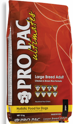 Pro pac ultimates large breed ad bol naranja 12 kg