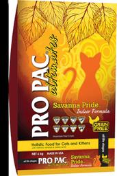Pro pac ultimates gato savanna pride bol naran 6kg