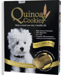 Galletas quinoa energy razas pequeñas 250 gr