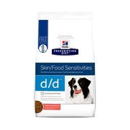 Canine D/D Potato & Salmon 8 Lb