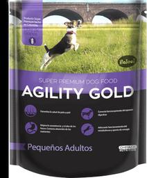 Agility gold pequeños adultos 3 kg