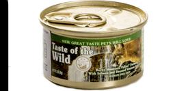 Taste of the wild rocky mountain lata 3 oz