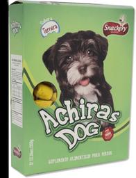 Achiras dog suplemento sabor ternera 350 gr