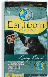Earthborn large breed grain free 12 kg