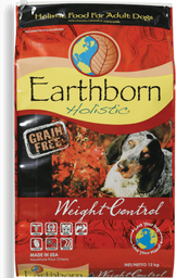 Earthborn weight control grain-free 12 kg