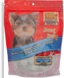 Galleta natural select puppy biscuits 454 gr