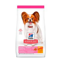 Canine Adult Small Paws Light 4.5 Lb