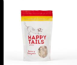 Galletas happy tails avena y manzana 180 gr