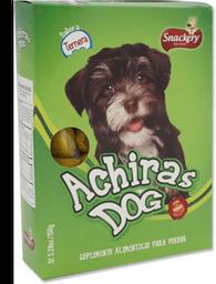 Achiras dog suplemento sabor ternera 150 gr
